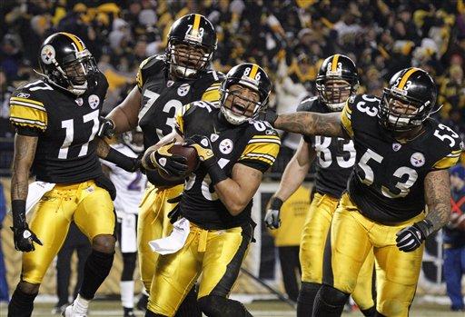 Pittsburgh Steelers Football History